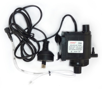 Jebo Motor Pump Unit for R362/R352/R500B/R600B/R790 Aquarium
