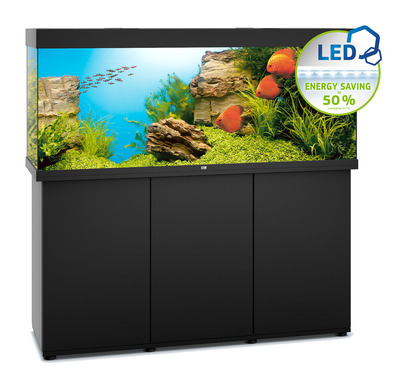 Juwel Rio 450 Aquarium LED Tank and Cabinet Package
