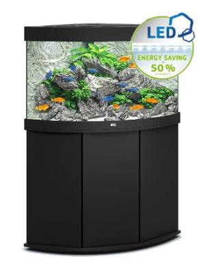 Juwel Trigon 190 Led Aquarium Tank And Cabinet Package Black The Aquarium Shop Australia