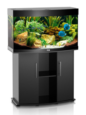 juwel vision 180 led curved glass aquarium tank and stand. Black Bedroom Furniture Sets. Home Design Ideas