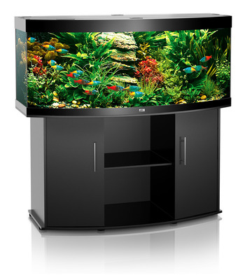 juwel vision 450 led curved glass aquarium tank and stand. Black Bedroom Furniture Sets. Home Design Ideas