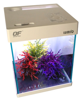 LUMIQ 2 - Magic Nano Aquarium White