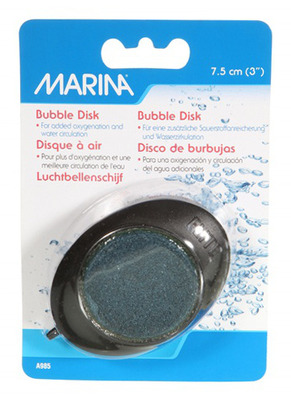Marina Aquarium Air Stone Bubble Disk 7.5cm