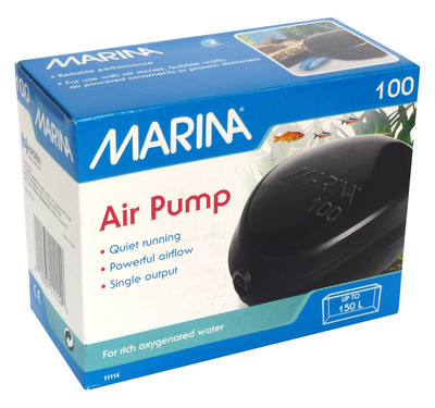 Marina 100 Aquarium Air Pump