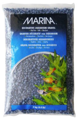 Marina Decorative Aquarium Gravel 2kg Marine