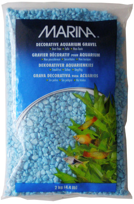 Marina Decorative Aquarium Gravel 2kg Surf