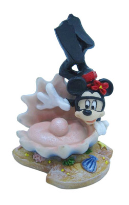 Mickey Mouse Friends Ornament  Diving Minnie