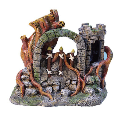Middle Earth Rock Arches and Tree Root Medium
