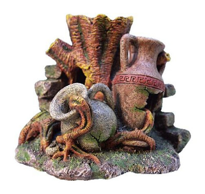 Middle Earth Urn with Tree Trunk XLarge