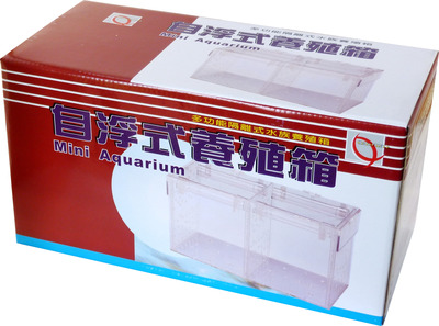 Mini Plastic Aquarium Large