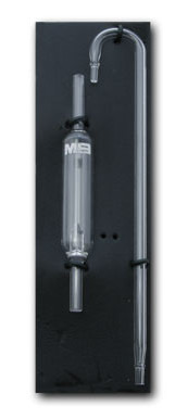 Mr Aqua CO2 Glass Bubble Counter