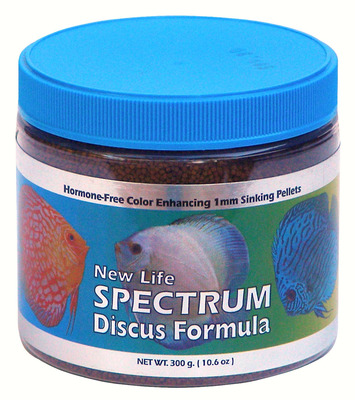 New Life Spectrum Discus Formula Fish Food 300g