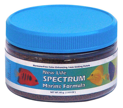 New Life Spectrum Marine Fish Formula Food 60g