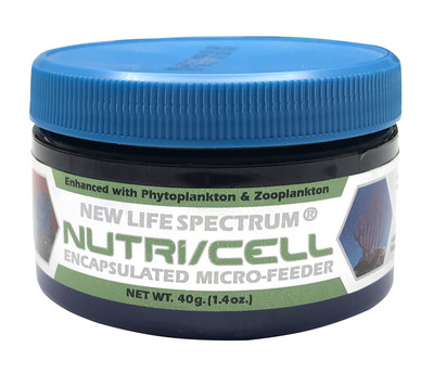 New Life Spectrum Nutri/Cell Fish Food 40g