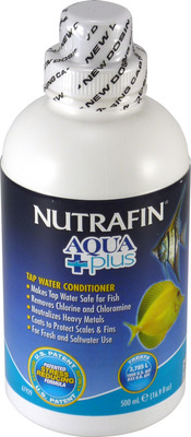 Nutrafin Aqua Plus Tap Water Conditioner 500mL