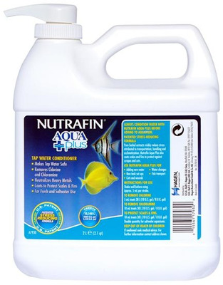 Nutrafin Aqua Plus Tap Water Conditioner 2 Litre
