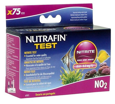 Nutrafin Fresh and Saltwater Nitrite Test Kit