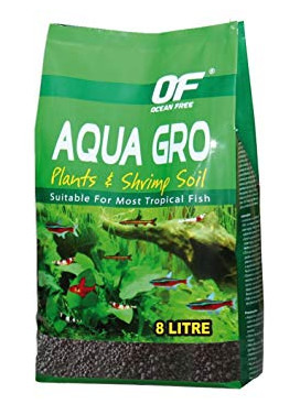 Ocean Free Aqua Gro Plant and Shrimp Soil 6.6kg