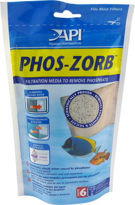 Aquarium Pharmaceuticals API Phos-Zorb 6