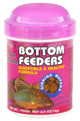 Pro's Choice Bottom Feeders Fish Food Sinking Wafers 72g