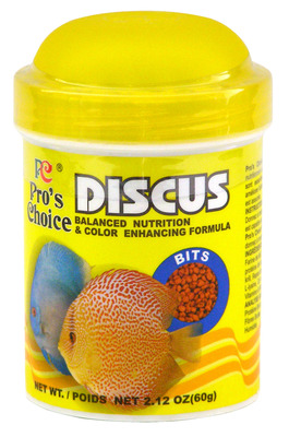 Pro's Choice Discus Fish Food Bits 60g