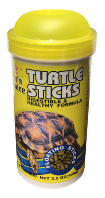Pro's Choice Turtle Floating Sticks 100g