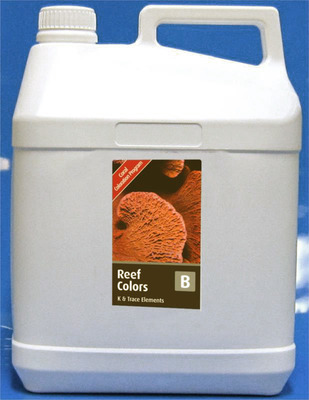Red Sea Reef Care Coral Reef Colours B 5Litre Liquid
