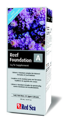 Red Sea Reef Care Reef Foundation A 500mL Liquid