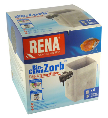 Rena SmartFilter Filter Media Bio-Chem Zorb Cartridge