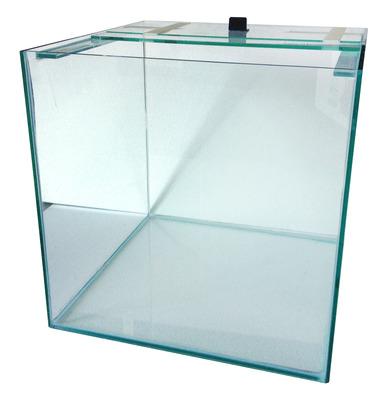 Standard Glass Aquarium Cube Tank 18 X 18 X 18inches The