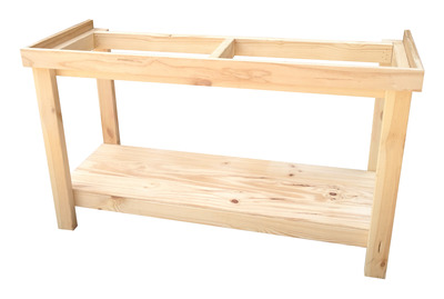 Standard Wooden Aquarium Stand 48 X 18 Inches The