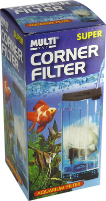 Super Aquarium Corner Filter
