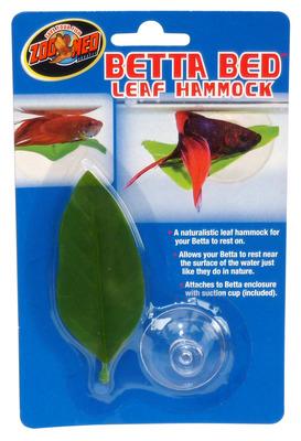 betta fish supplies   zoo med betta bed   leaf hammock zoo med betta bed   leaf hammock   the aquarium shop australia  rh   theaquariumshop   au