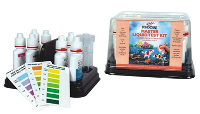 Aquarium Pharmaceuticals API PondCare Master Liquid Test Kit