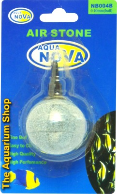 Aqua Nova Aquarium Air Stone Ball 4cm dia