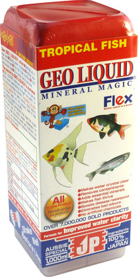 Geo Liquid Tropical Fish 1 Litre