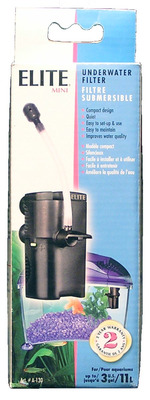 Elite Mini Internal Aquarium Filter A130
