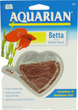 Aquarium Pharmaceuticals API Aquarian Betta Fish Food 2.5g