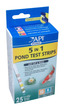 Aquarium Pharmaceuticals API PondCare Test Strips 5 in 1