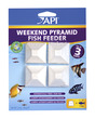 Aquarium Pharmaceuticals API Pyramid Feeder 3 Day 40g