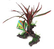 Aqua Dekore Red-Green Spinifex Medium