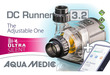 Aqua Medic DC Runner 3.2 Low voltage 24v DC Pump