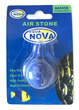 Aqua Nova Aquarium Air Stone Ball Blue 2.5cm dia