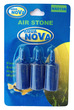 Aqua Nova Aquarium Air Stone Cylinder 12x25mm length