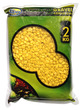 Aqua Nova Coloured Aquarium Stones Yellow 2kg