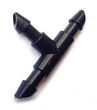 Aquarium Airline Barbed T-Joint 4mm