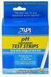 API Test Strips pH