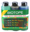 Biotope Total Water Conditioning Pack 3 x 250mL Bottles