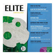 Elite Crystal-Flo Fine Filter Pads 60/80