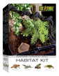 Exo Terra Habitat Kit Rainforest Terrarium - Small